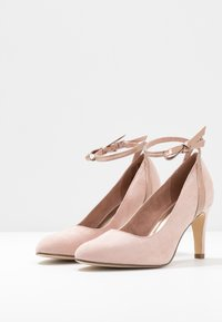 Tamaris - Klassiske pumps - rose metallic - 4