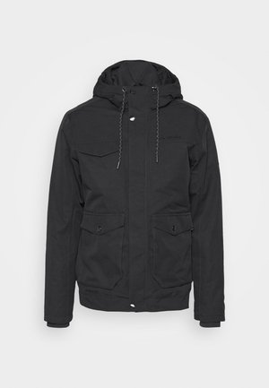 MENS MANUKAU JACKET - Zimní bunda - phantom