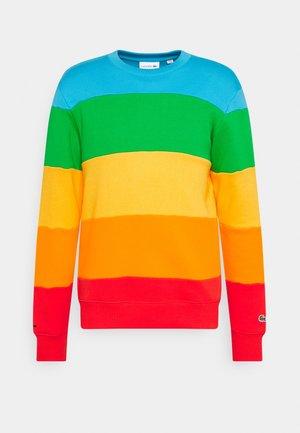 POLAROID UNISEX  - Sweater - fiji/malachite/gypsum/orpiment/corrida