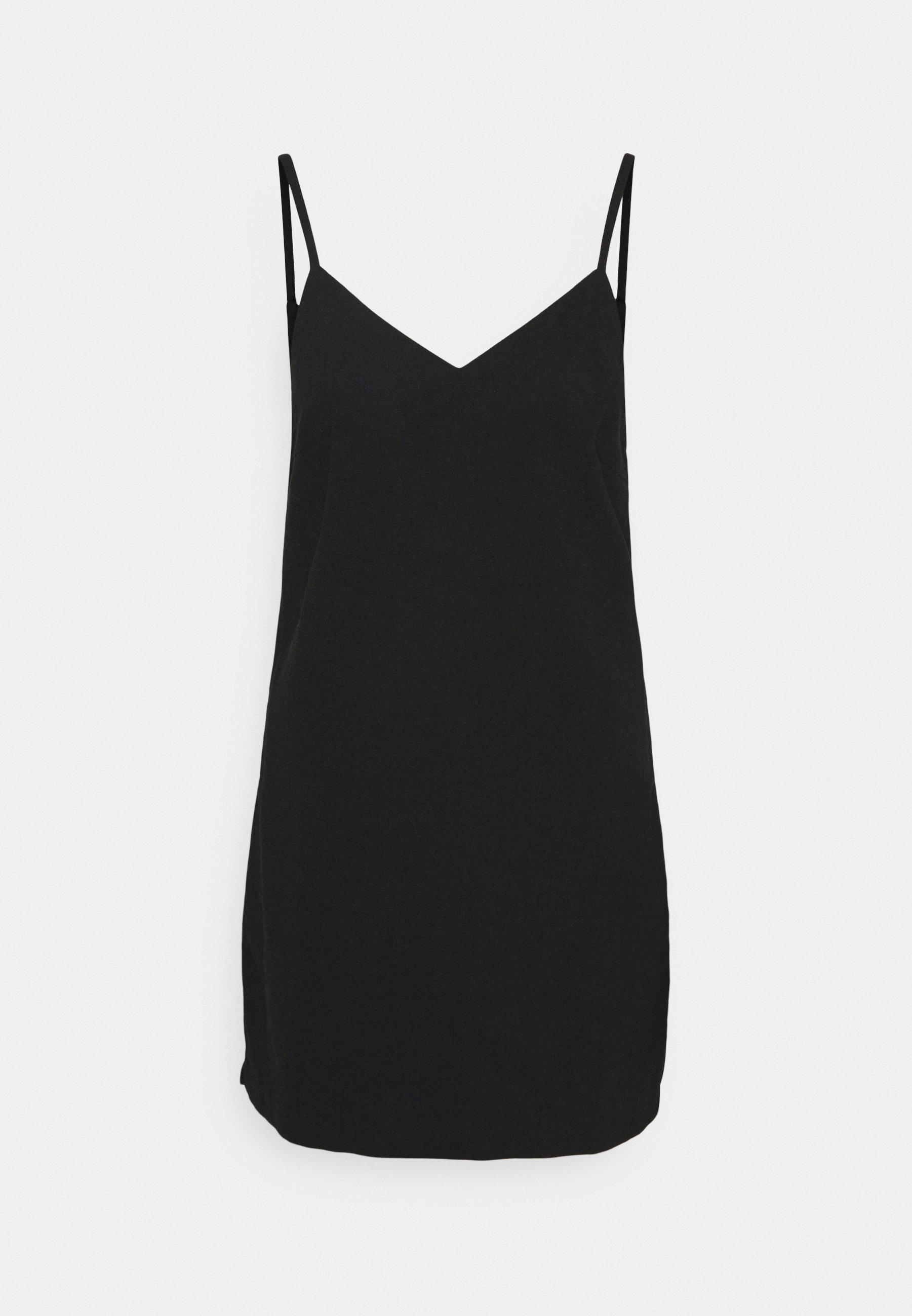 Women CLASSIC MINI DRESS - Day dress