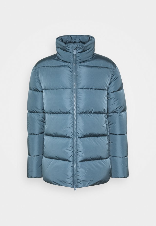 MEGAY - Winter jacket - steel blue