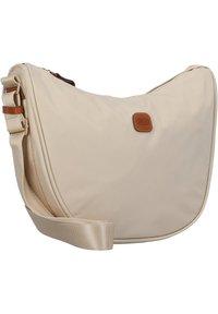 Bric's - Across body bag - beige-leather - 2