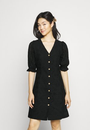 ARILLO - Shirt dress - black