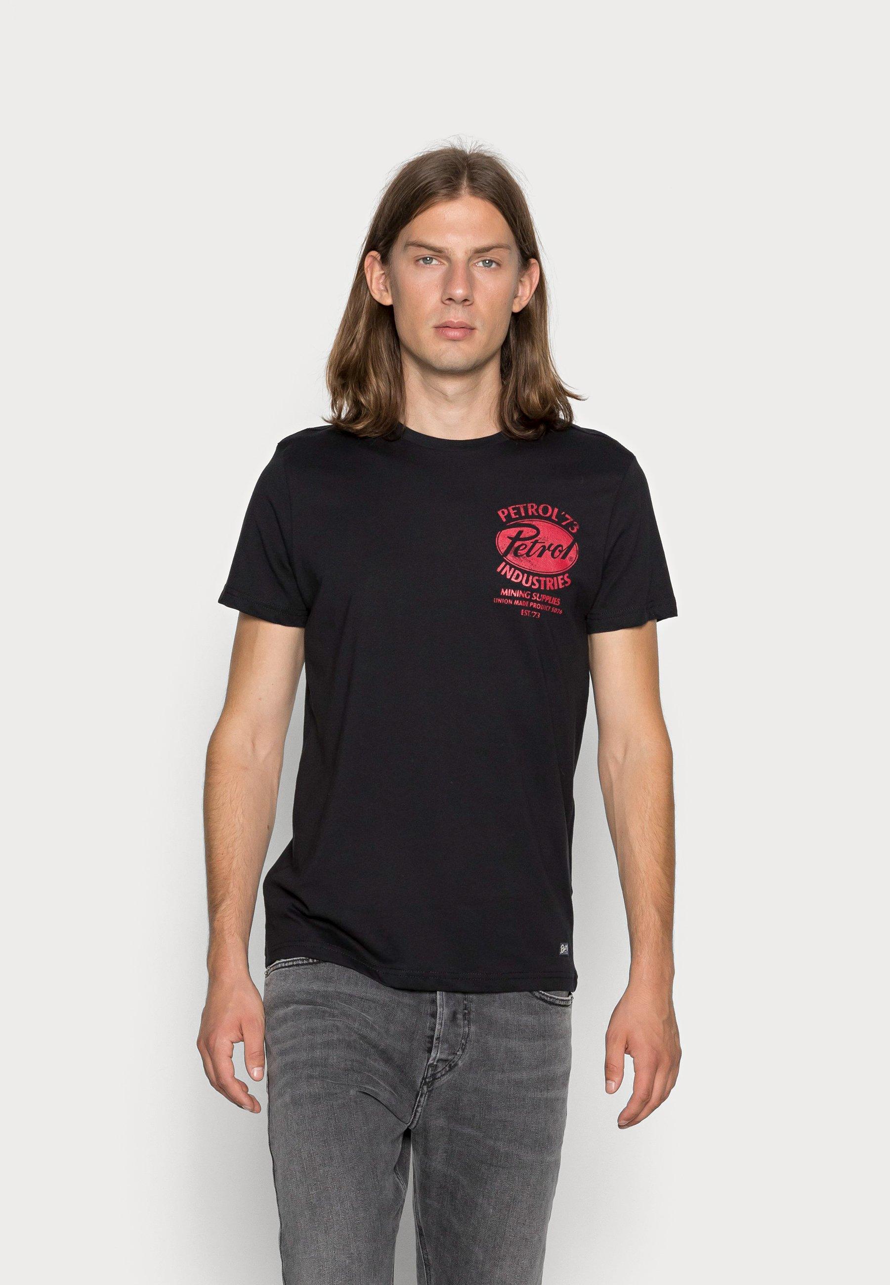 Men LOGO BASIC - Print T-shirt