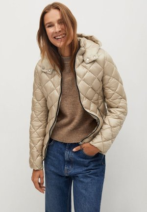 BLANDIN - Winter jacket - ecru
