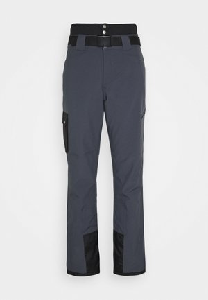 ABSOLUTE II PANT - Snow pants - dark grey