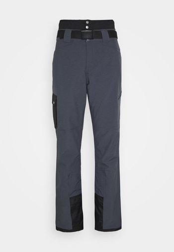 ABSOLUTE II PANT - Snow pants - dark grey