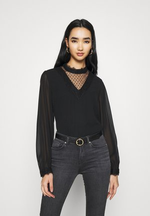 VMBELLA - Blouse - black