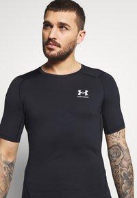 Under Armour - COMP - Print T-shirt - black - 3