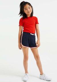 WE Fashion - 2 PACK - Shorts - dark blue - 2