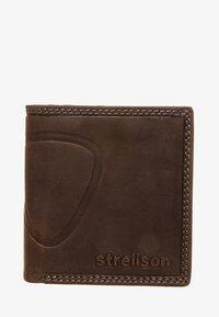 Strellson - BAKER STREET - Wallet - dark brown - 0