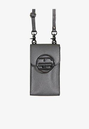 Across body bag - gunmetal