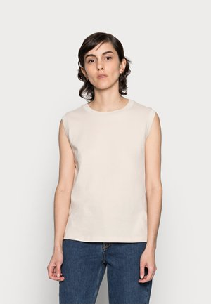 Top - summer taupe
