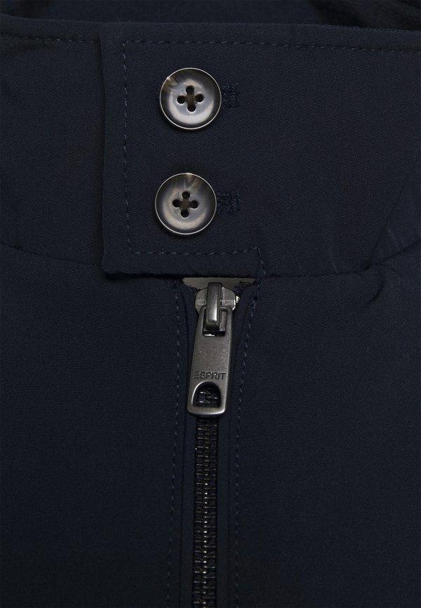 Esprit PER HARRINGT - Kurtka przejściowa - blue/niebieski Odzież Męska RWXH