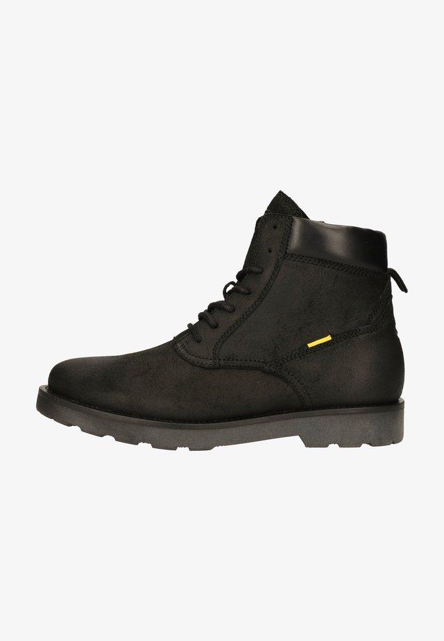 Veterboots - black c
