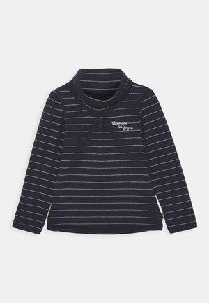 GIRLS SOUSPULL - Long sleeved top - navy blazer