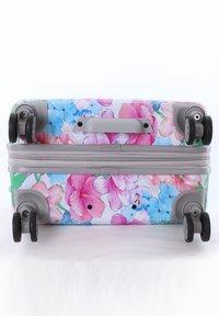 ELLE - Wheeled suitcase - weiß - 4