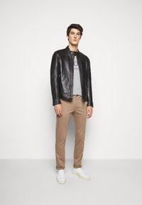 JOOP! Jeans - CLEARY - Leather jacket - brown - 1