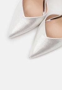 Lulipa London - JOLENE - High heels - white - 5