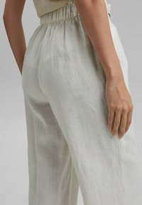 Esprit - Trousers - off white - 4