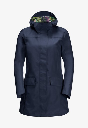 CAPE YORK PARADISE - Waterproof jacket - midnight blue