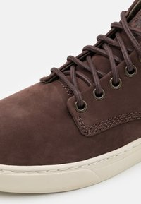 Timberland - ADVENTURE 2.0 CUPSOLE - Sneakers hoog - dark brown - 5
