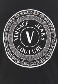 Versace Jeans Couture - FELPA  - Felpa - black - 6