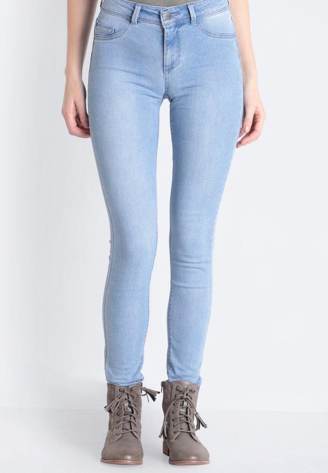 Jeans Skinny Fit - denim bleach
