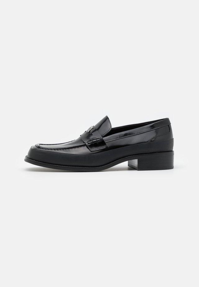 PENNY LOAFER - Slip-ins - black