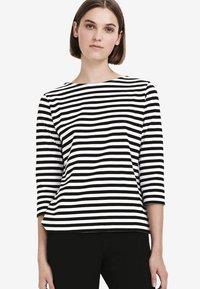 Marimekko - ILMA - Long sleeved top - white/black - 0