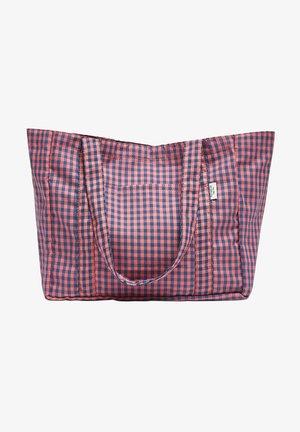 KARIERTE - Shoppingväska - pink