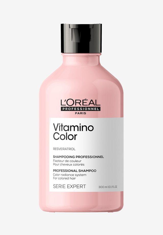 SERIE EXPERT VITAMINO COLOR SHAMPOO - Shampoing - -