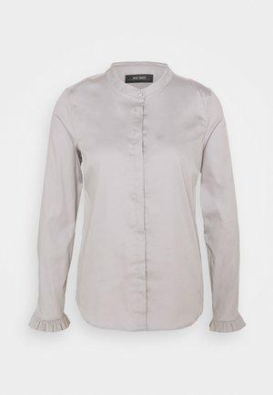 MATTIE  - Button-down blouse - gray violet
