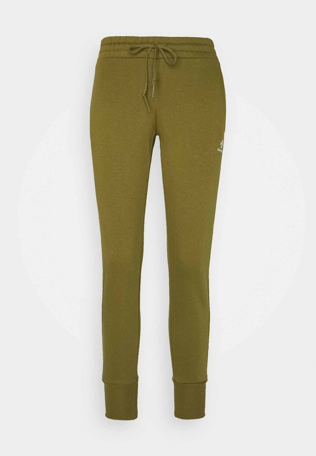 WOMENS STAR CHEVRON FOUNDATION SIGNATURE PANT - Tracksuit bottoms - khaki