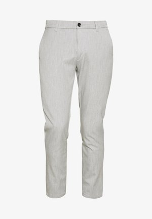 UGGE - Pantalones - light grey melange