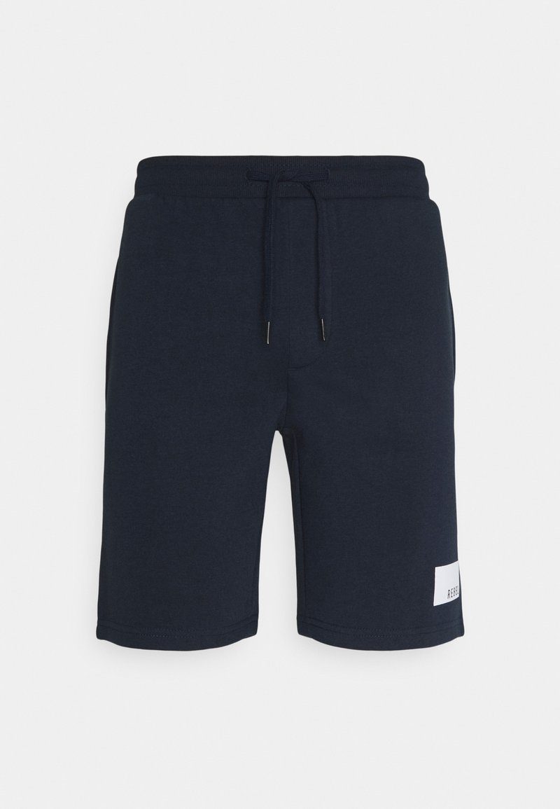 Redefined Rebel - PRAS UNISEX - Short - navy