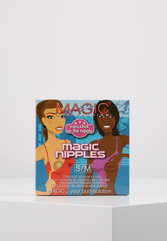 MAGIC NIPPLES - Reggiseno con spalline regolabili - caramel
