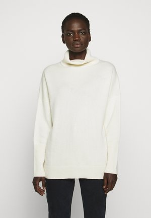 THE RELAXED - Sweter - cream