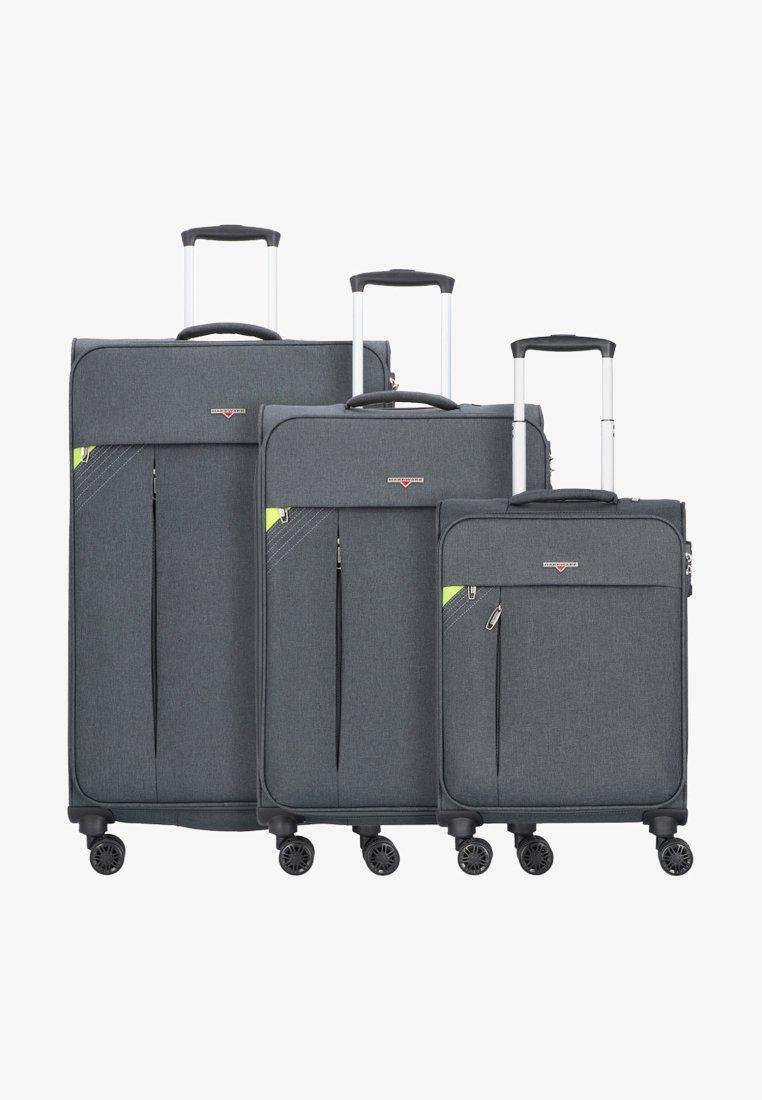Hardware - 3 SETS - Luggage set - dark grey