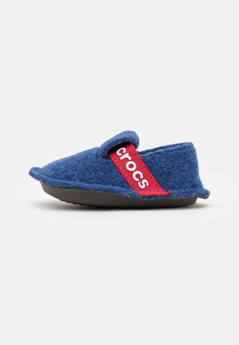 Crocs - CLASSIC SLIPPER UNISEX - Slippers - cerulean blue