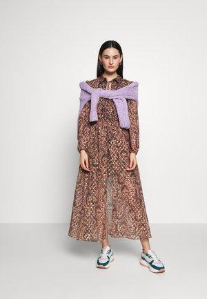 BRAZIL DRESS - Day dress - geo swirl