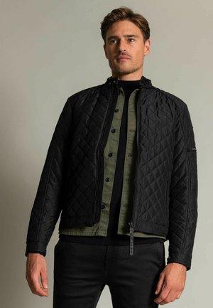 Light jacket - schwarz