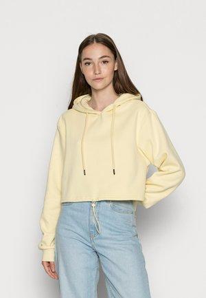 MAINE HOODY - Sweatshirt - golden mist