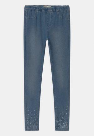 DIAGONAL  - Skinny džíny - ensign blue