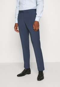 Isaac Dewhirst - PLAIN SMOKEY SUIT - Completo - blue - 4