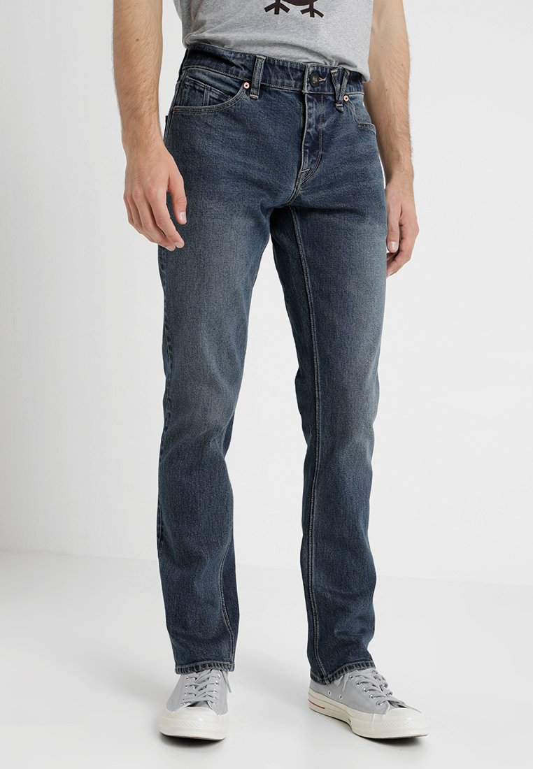 Volcom - VORTA - Straight leg jeans - dry vintage