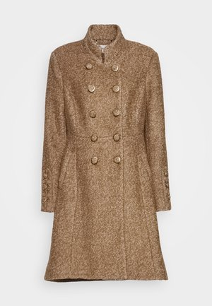 ANNABELL COAT - Cappotto classico - tiger's eye melange
