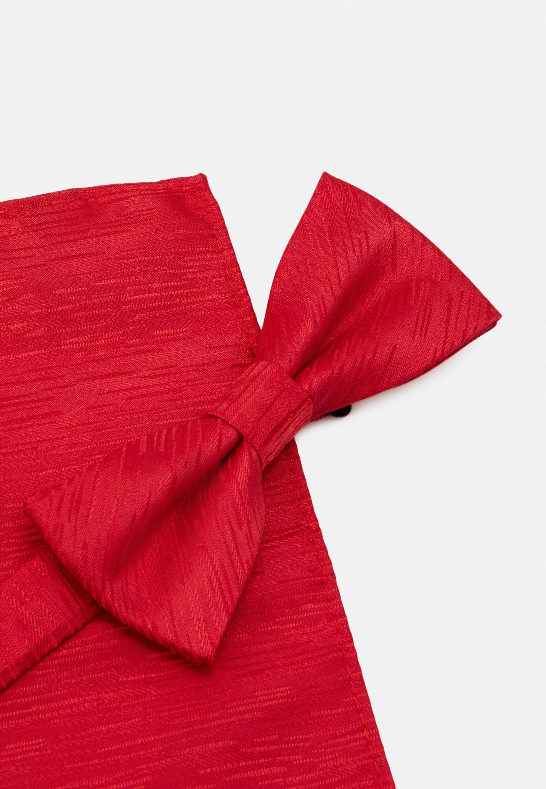 Homme ONSTANNER BOW TIE BOX SET - Mouchoir de poche