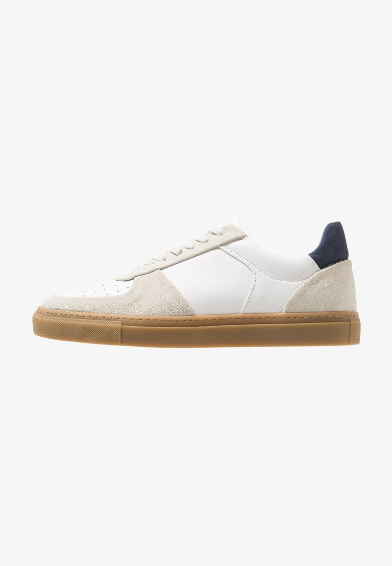 Filippa K - ROBERT MIX - Trainers - white/light grey