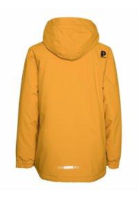 Protest - Lyžařská bunda - dark yellow - 8